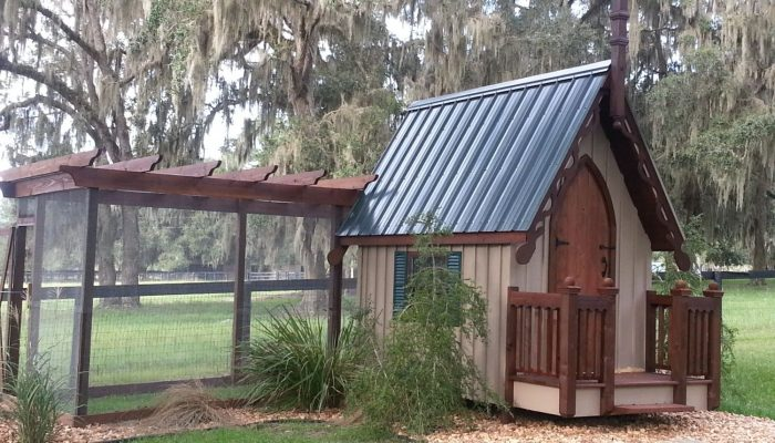 20 of the Most Awesome Chicken Coops that Combine the Fabulous with the Functional