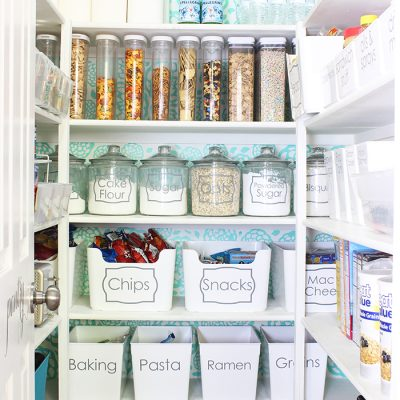Easy Kitchen Pantry Makeover Ideas and Organization Tips You Can DIY