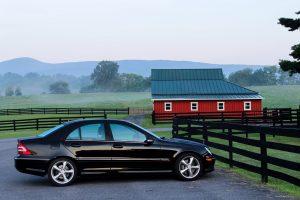 Suburban Rural Fringe