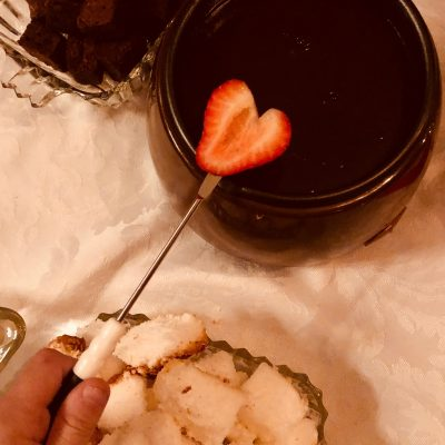 Valentine's Day Fondue with Kids – Creating Family Memories