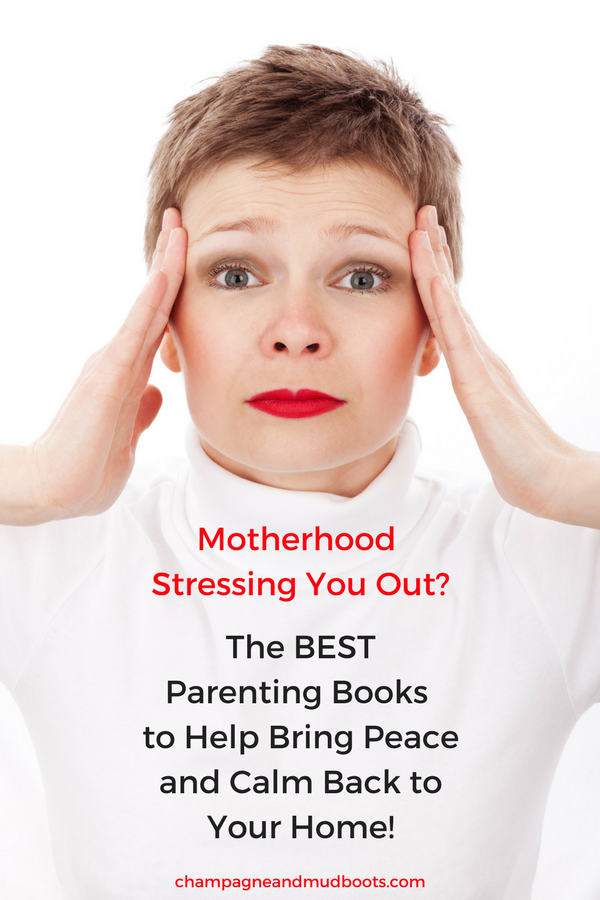 The best positive parenting books including descriptions and reviews to provide you with a calmer home, more connected family, and bring joy into parenting.